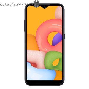گوشی موبایل سامسونگ مدل Galaxy A01 ظرفیت ۱۶ گیگابایت